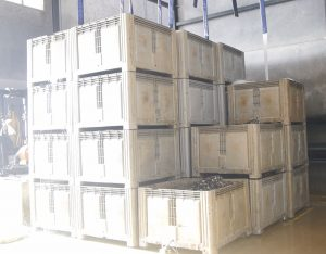 Storage/Desanding/Watering